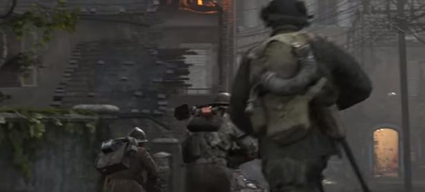 Checa el divertido avance live-action del DLC para <em>Call of Duty: WWII</em>