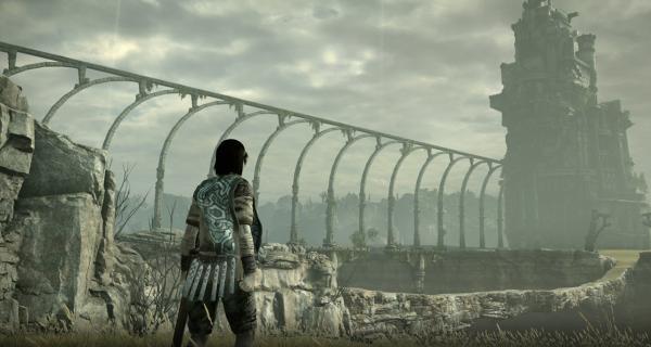 <em>Shadow of the Colossus</em>