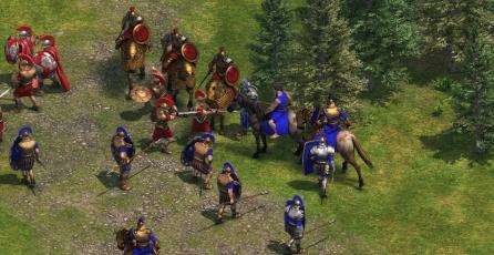 Es por esto que <em>Age of Empires: Definitive Edition</em> no llegará a Steam