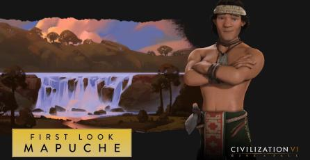 Los Mapuche serán parte de <em>Civilization VI: Rise and Fall</em>