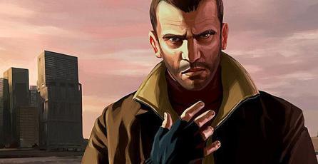 Consigue <em>Grand Theft Auto IV</em> en el nuevo Humble Bundle de Rockstar