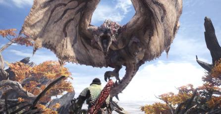 <em>Monster Hunter World</em> vendió cerca de 2 millones de copias en Japón