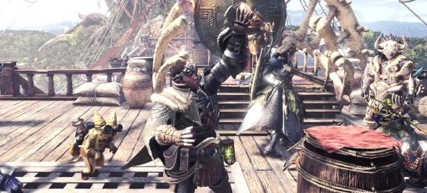 Capcom regalará el Celebration Pack en <em>Monster Hunter World</em>