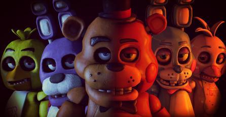 TVN realiza reportaje sobre como <em>Five Nights at Freddy's</em> puede afectar a los niños