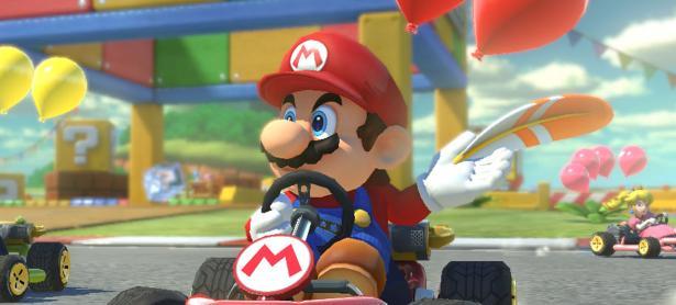 ¡La velocidad de <em>Mario Kart</em> llegará a móviles!
