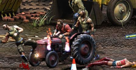 Exdevelopers de Rare revelan avance de <em>Raging Justice</em>
