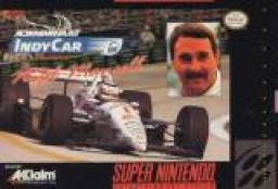 Newmann Haas Indy Car featuring Nigel Mansell