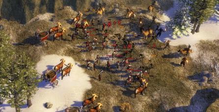Mod de <em>Age of Empire III</em> introduce <em>El Señor de los Anillos</em> al juego
