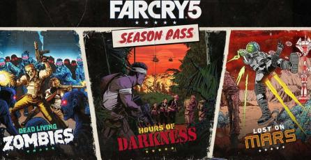 Season Pass de <em>Far Cry 5</em> incluye aliens, zombies y junglas