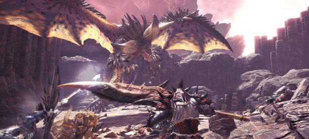 Así se diseñó el increíble universo de <em>Monster Hunter World</em>