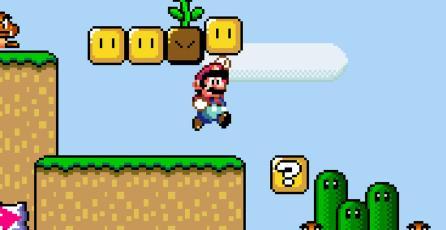 Terminan <em>Super Mario World</em> en menos de 1 minuto