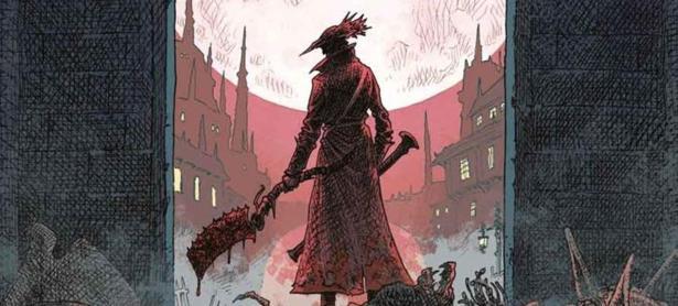 El cómic de <em>Bloodborne</em> luce increíble en nuevas imágenes