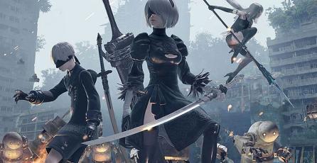 Ventas digitales de <em>NieR: Automata</em> impulsaron finanzas de Square Enix