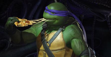 El primer gameplay de las Tortugas Ninja en <em>Injustice 2</em> llegará mañana