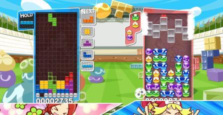 <em>Puyo Puyo Tetris</em> llega a PC el próximo 27 de febrero