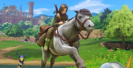 <em>Dragon Quest XI </em>llegará a Occidente el próximo año fiscal
