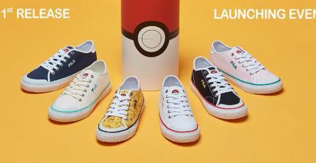 Morirás por tener estos zapatos de <em>Pokémon</em>