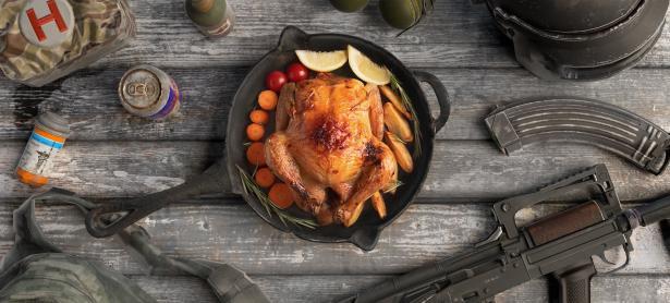 Más de 130 millones de cenas de pollo han sido servidas en <em>PUBG</em>