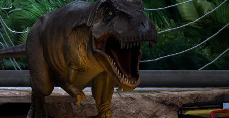 Pronto podrás jugar en una mesa de <em>Jurassic Park</em> en <em>Pinball FX3</em>
