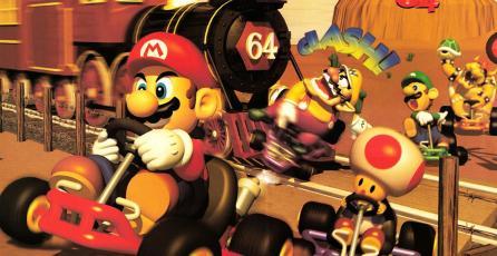 <em>Mario Kart Tour </em>para móviles será free-to-start