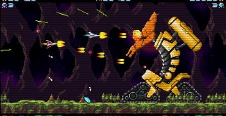 <em>Super Hydorah</em> llegará a los Arcades