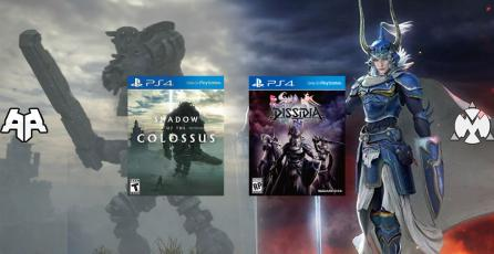 Participa por un <em>Shadow of the Colossus</em> o <em>Dissidia Final Fantasy NT</em> para PS4