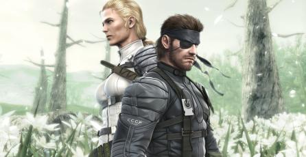 RUMOR: <em>Metal Gear Solid HD Collection</em> llegará a PS4