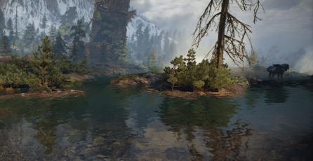 <em>The Witcher 3</em> recibe mod hecho por un fan con notorias mejoras visuales