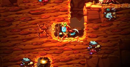 <em>SteamWorld Dig 2</em> está en camino a Nintendo 3DS