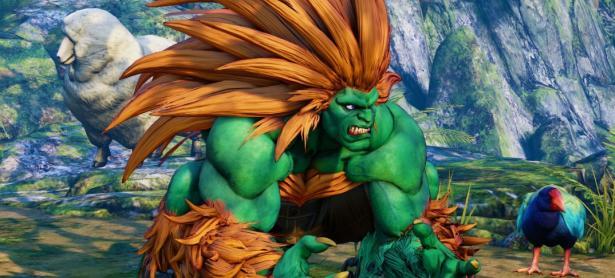 Blanka llega a <em>Street Fighter V: Arcade Edition</em> el 20 de febrero