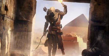 <em>Assassin's Creed: Origins</em> impulsó finanzas de Ubisoft