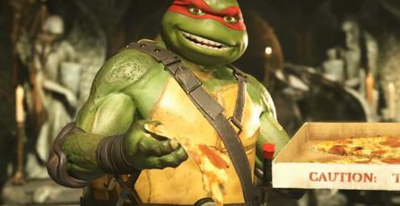 ¡Ya puedes usar a las Tortugas Ninja en <em>Injustice 2</em>!