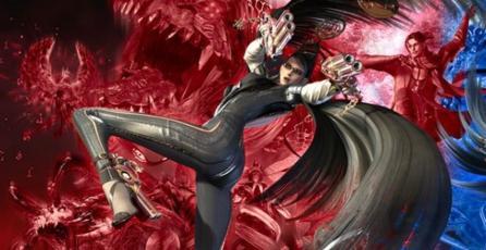 Comparten intenso avance de lanzamiento de <em>Bayonetta 2</em> para Switch