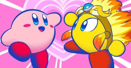 Nintendo publica corto animado de <em>Kirby: Star Allies</em>