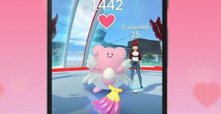 Ya puedes celebrar San Valentín en <em>Pokémon GO</em>