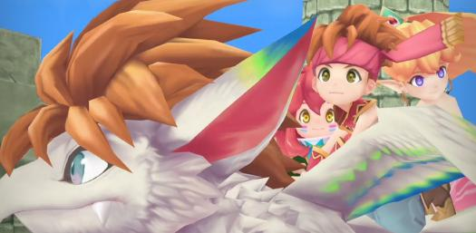 <em>Secret of Mana</em>