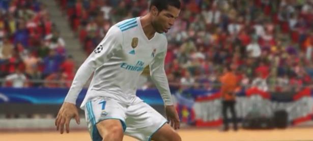 El Data Pack 3.0 para <em>PES 2018</em> renueva la cara de Cristiano Ronaldo