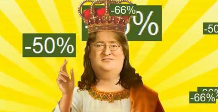 ¡Ya iniciaron las primeras ofertas del año en Steam!