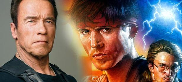 Arnold Schwarzenegger se une al elenco de <em>Kung Fury</em>