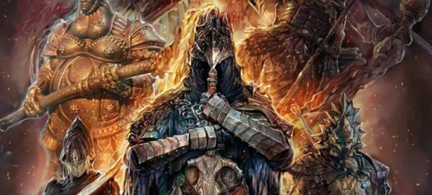 Habrá una nueva novela gráfica basada en <em>Dark Souls</em>
