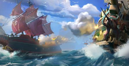 <em>Sea of Thieves</em>: Vivimos la vida pirata con Rare