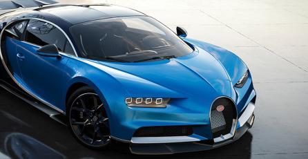 Ya puedes conducir el 2018 Bugatti Chiron en <em>Forza Motorsport 7</em>