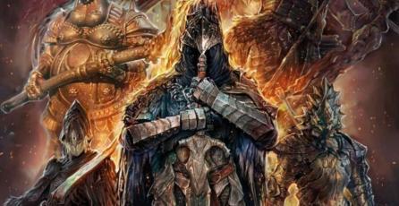 <em>Dark Souls</em> recibirá cómic contando la historia de <em>The Legends of Silver Knights</em>