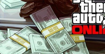 Rockstar te regalará dinero para <em>GTA Online</em> sólo por iniciar sesión