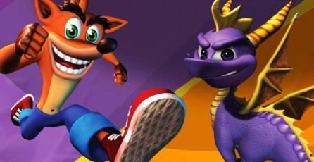 Las referencias mutuas entre <em>Spyro The Dragon</em> y <em>Crash Bandicoot</em>