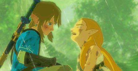 Link pudo haber controlado el clima en <em>The Legend of Zelda: Breath of the Wild</em>