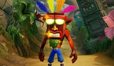 Tienda lista <em>Crash Bandicoot N. Sane Trilogy</em> para Switch