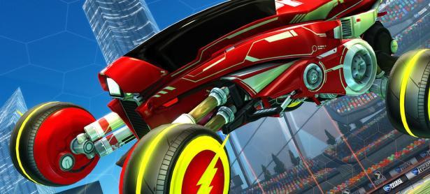 <em>Rocket League</em> recibirá contenido de la Justice League