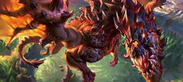"""La espectacular ilustración del """"Dragón ancestral"""" que sorprende a los usuarios de Reddit"""