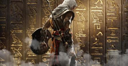 <em>Assassin's Creed Origins</em> añade nuevo modo de exploración sin combate